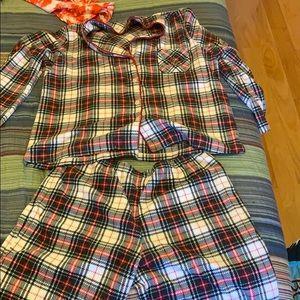 Ralph Lauren XL Flannel set